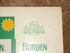 BORDENS  BUTTER MILK  CARTON London Ontario image 3