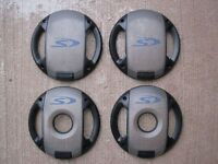 "Alpine Type S 6.5"" Speaker Covers"