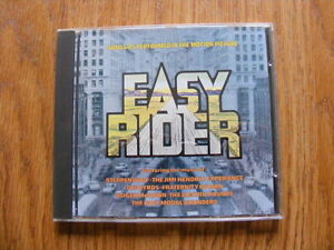 "FS: 1976 MCA ""Easy Rider"" Original Soundtrack Recording (UK Impo"