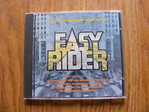 "FS: 1976 MCA ""Easy Rider"" Original Soundtrack Recording (UK Impo"