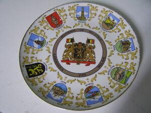 Souvenir Plate