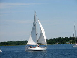 NEW PRICE _CARTER 36'  Racer/ Cruiser Sailboat