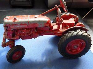 McCormick Farmall-cub tractor
