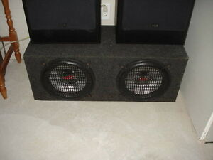 "Rockford Fosgate 12"" Punch Subwoofers"