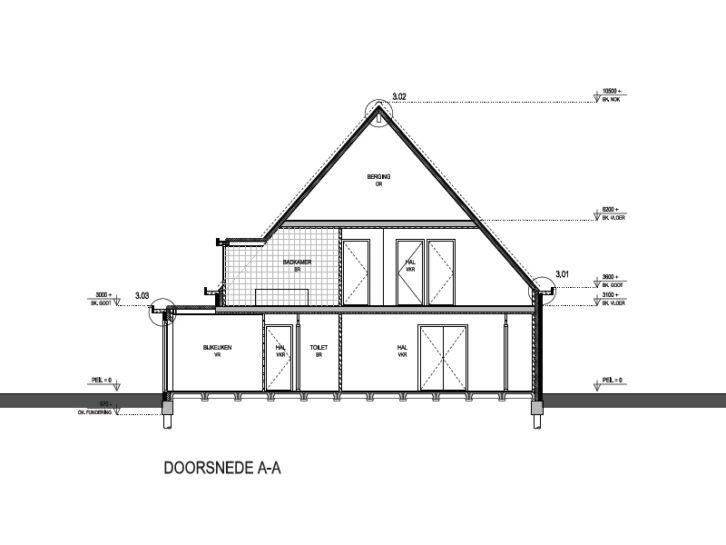 Bouwtekening maken kies for Zelf huis tekenen