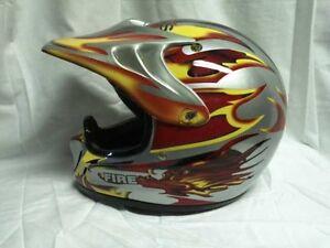 New Zeus Kids Dirt Bike Helmet At 50% off Windsor Region Ontario image 2