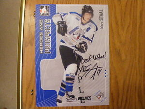 FS: 2005-06 OHL (Ontario Hockey League) Autographed Photos London Ontario image 7