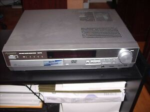 Panosonic Home theatre sound system DVD 5disc changer w 5 speake