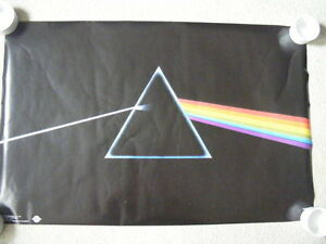 "FS: Pink Floyd ""Dark Side Of The Moon"" (USA) Poster London Ontario image 1"