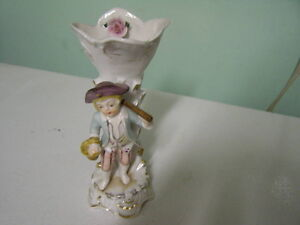 Vintage Vase - Boy with Basket Bedford Halifax image 1