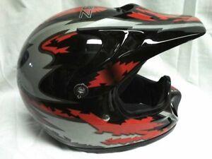 New Zeus Kids Dirt Bike Helmet at 50% off