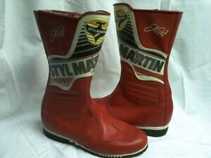 New Styl Martin Race Replica Racing Boots Windsor Region Ontario image 4
