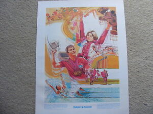 "FS: 1972 The Prudential Collection Commonwealth Games ""Great Mom London Ontario image 1"