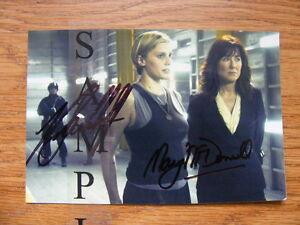 "FS: Katee Sackhoff (Battlestar Galactica) & Cast Members ""Autogr London Ontario image 3"