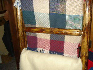RUSTIC QUILT LADDER Cambridge Kitchener Area image 4