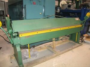 Milling machine, lathe , shear, presses and much more!!!! West Island Greater Montréal image 2