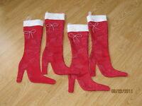 Christmas Stocking,  Stiletto