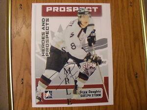 FS: 2006-07 Ontario Hockey League Autographed Photos