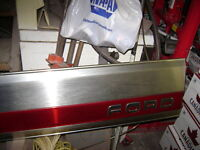 1987 to 91  Ford tail gate trim insert