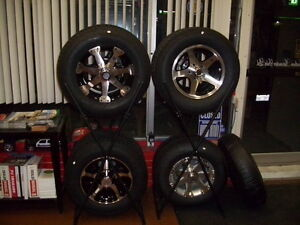 TRAILERS  RIMS AND TIRES