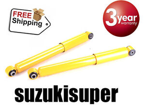 2 Rear Gas Shock Absorbers Territory  SX SY TS TX Wagon All Ford Std Replacement