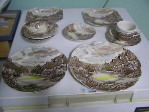 Collection of Johnson Brothers China