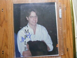 FS: Hugh Grant Autographed 8x10 Photo with COA London Ontario image 1