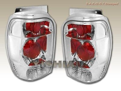 98 99 00 01 Ford Explorer Altezza Tail Lights Clear