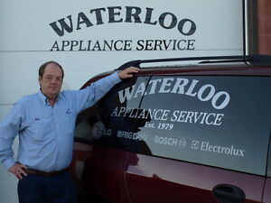 APPLIANCE PARTS & SERVICE- SERVING KITCHENER / WATERLOO 38+YEARS Kitchener / Waterloo Kitchener Area image 5