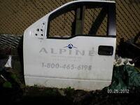 FORD F150 DRIVERS/LEFT DOOR