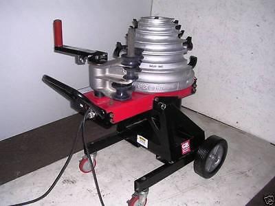 Gb Gardner Bender Cyclone B-2000 Conduit Bender Pipe 555 854 855 Pvc Coated