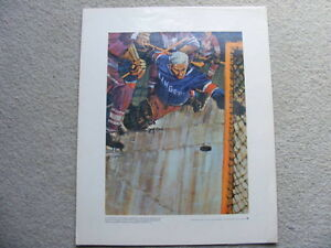 FS: '72 The Prudential Coll. Lester Patrick (FRENCH) Print