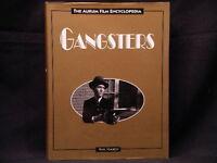 The Aurum Film Encyclopedia GANGSTERS Hardcover *N.M.+*