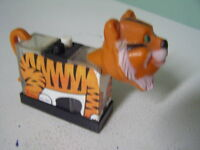 Vintage Tiger Salt and Pepper
