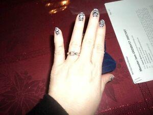 Diamond Ring ---  Custom Made  Engagement /Wedding Windsor Region Ontario image 3