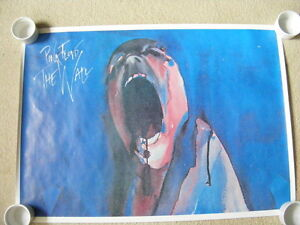 "FS: Pink Floyd ""The Wall"" Poster London Ontario image 1"