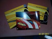 2002 Pontiac Firebird / Chevrolet Camaro dealer brochures