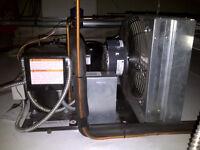 Copeland Condenser Unit for Cooler Unit