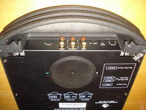 Rockford Fosgate Punch Amplifier 400x4 Trans-Ana (Car Amp) West Island Greater Montréal image 3