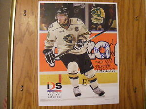 """FS: 2009-2010 London Knights """"Autographed"""" Player Photos London Ontario image 6"""