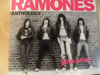 Ramones Anthology 2Cd set