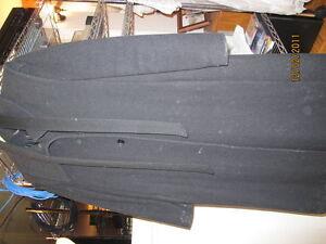 Manteau noir ( long)