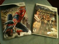 The Amazing Spider-Man & The Lord of the rings Aragorns quest