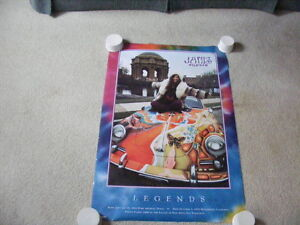 "FS: Janis Joplin ""Legends"" Collector's Edition Sheet London Ontario image 1"