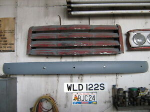 1949 to 1953 Chevy or GMC pickup bumper