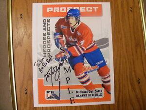 FS: 2006-07 OHL (Ontario Hockey League) Autographed Photos London Ontario image 2