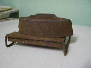 Vintage Iron and Stand