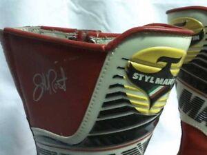 New Styl Martin Race Replica Racing Boots Windsor Region Ontario image 5