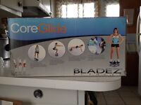 Exerciseur fitness. Coreglide