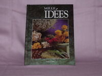""""""" MILLE IDEES""""   """"CREATIONS ARTISTIQUE""""   EDITION GROLIER"""